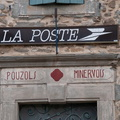 Poste ancien batiment de Saint Just